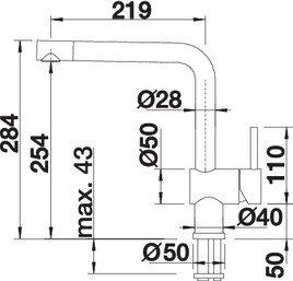 blanco linus f plemeniti elik dorada vt sgforma d o o. Black Bedroom Furniture Sets. Home Design Ideas