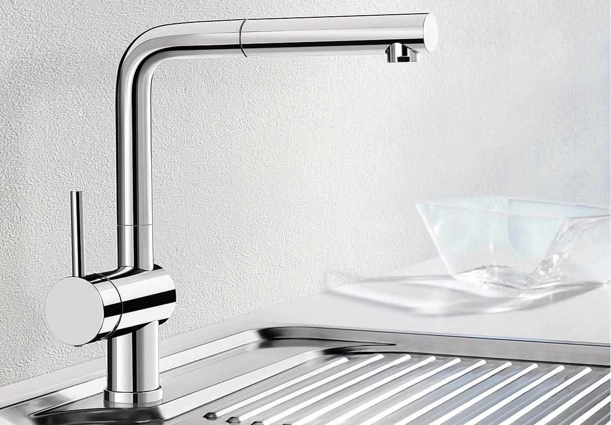 blanco linus s krom vt sgforma d o o. Black Bedroom Furniture Sets. Home Design Ideas